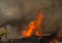 Труп пенсионерки нашли на сгоревшей даче в Кузбассе