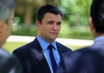 Климкин: Донбасс и Крым сами попросятся обратно в процветающую Украину