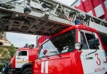В Астрахани неизвестный чуть не спалил многоэтажку