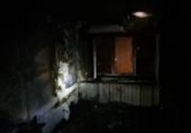 Двоих жителей Тулы пожарные вызволяли из дыма