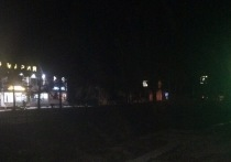Беловчане жалуются на отсутствие освещения на улицах