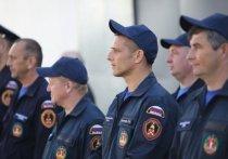 Пожарные в Лебяжьей Поляне под Волгоградом вышли на первое дежурство