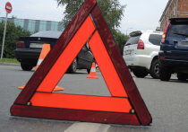 Машина одного из руководителей московской полиции сбила пешехода