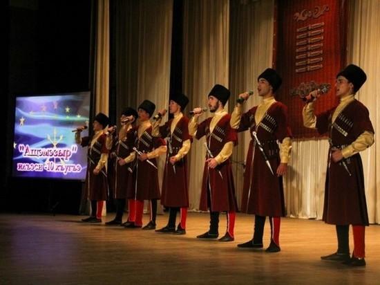 В Калмыкии проходит межрегиональный фольклорный фестиваль
