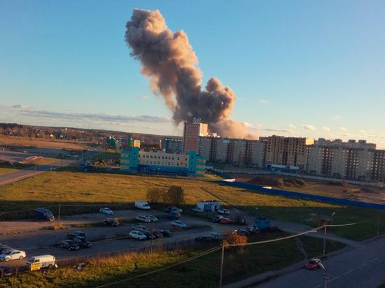 При взрыве на гатчинском заводе пиротехники трое погибли, 10 ранены