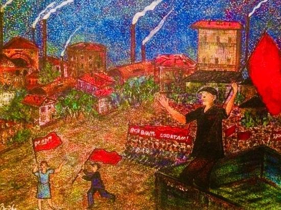 100-летие комсомола отметят художественной выставкой