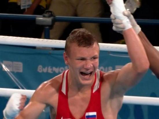 Тамбовчанин Илья Попов стал олимпийским чемпионом по боксу