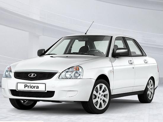 Назван самый популярный в России подержанный автомобиль