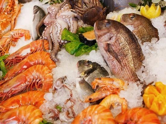 Морепродукты объявлены способом продлить жизнь