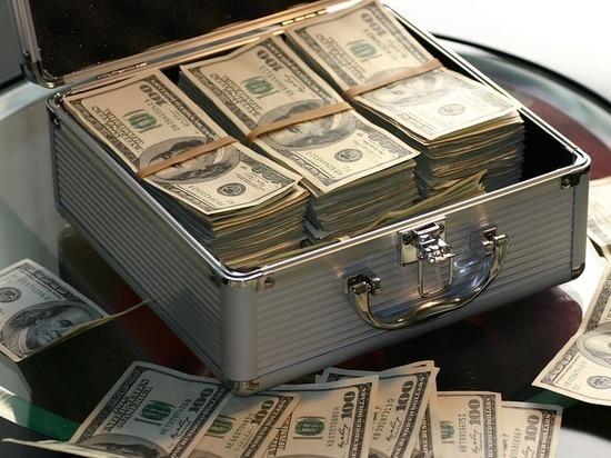 В России стало на треть больше долларовых миллионеров