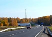 Дорогу под Малоярославцем в 7,5 км между федеральными трассами довели до нормы