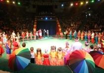 Порядка 200 циркачей покажут свои номера в Твери