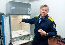 Алтайские следователи-криминалисты показали спецтехнику