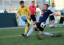 «Сапфир» из Волгограда стал участником чемпионата России по футболу