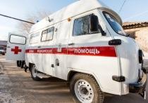 28-летняя автоледи госпитализирована после тройного ДТП в Волгограде