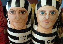 Кокорин и Мамаев из хулиганов превратились в матрешек