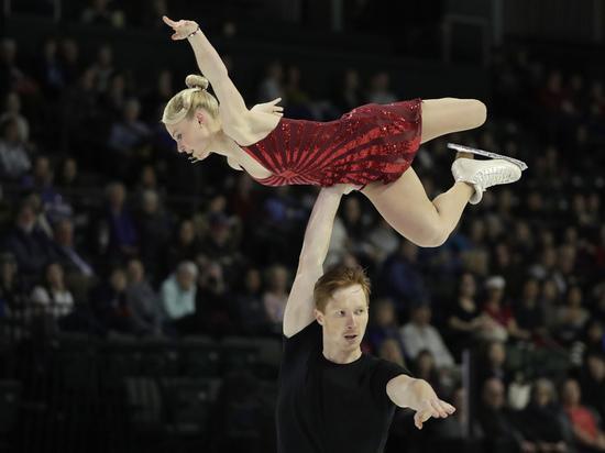 Skate America: тренер Траньков доволен имиджем победивших Тарасовой и Морозова