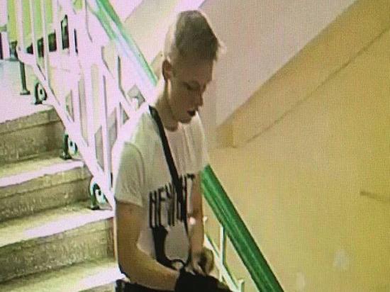 Телеканал показал весь путь Рослякова в колледже, записанный камерами