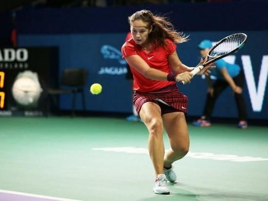 Теннисистка Касаткина вошла в десятку мирового рейтинга