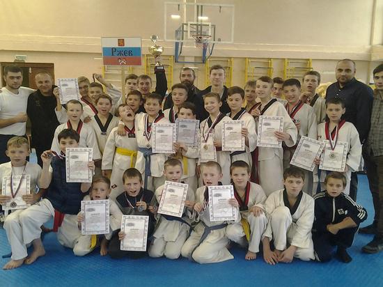 Юные торжокские спортсмены одержали победу в «Кубке Селигера»