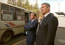 Радий Хабиров пообещал «дожать» наведение порядка на рынке пассажироперевозок Башкирии