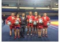 Борцы из Серпухова завоевали 14 медалей фестиваля боевых искусств
