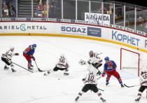 КХЛ: «Спартак» обыграл «Динамо» в московском дерби