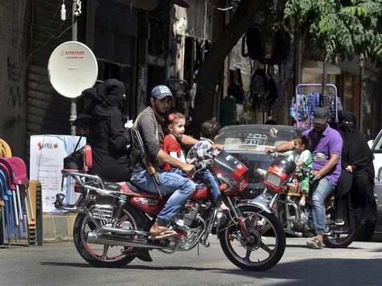 В Сирию из-за рубежа вернулось более 200 тысяч беженцев