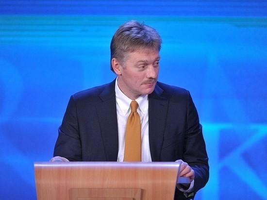 Песков разъяснил слова Путина о рае и ядерном оружии