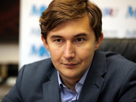 Мастер-класс Сергея Карякина продали за 1,6 млн рублей