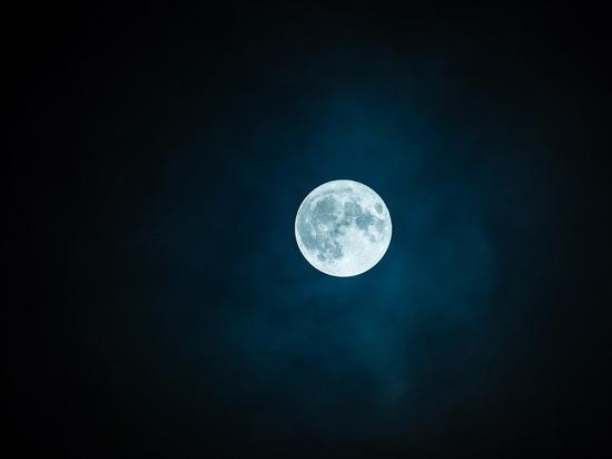 В среду над Россией взойдёт «жизнерадостная» Луна