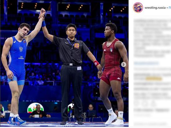 ЧМ по борьбе: Сборная России завоевала первое золото