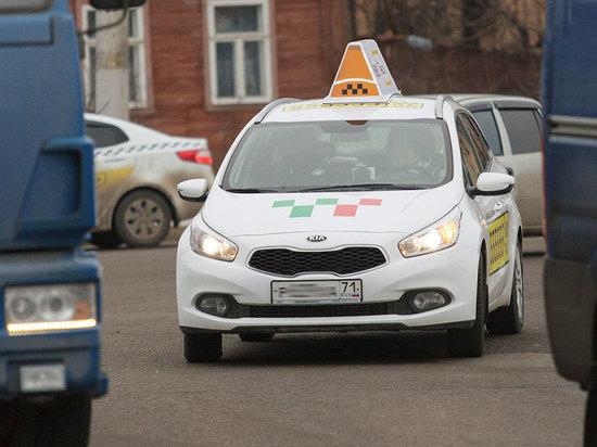 Родион Дудник: такси в Тульской области должно быть белого или желтого цвета