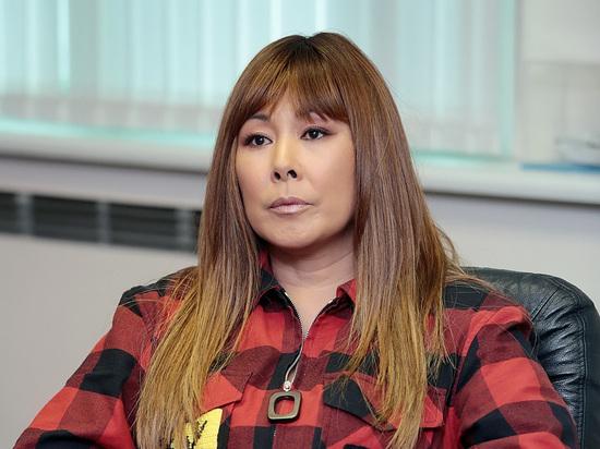 Анита Цой перенесла операцию по удалению желчного пузыря