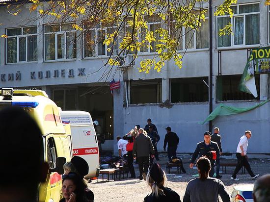 Общежитие, где поселился керченский стрелок, закрыли от студентов