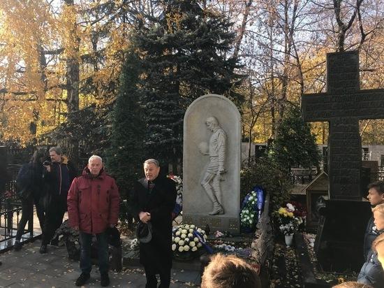 Футболисты и руководство «Динамо» почтили память Льва Яшина