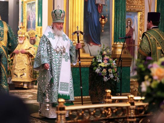 РПЦ потребовала от Константинополя извиниться за Украину