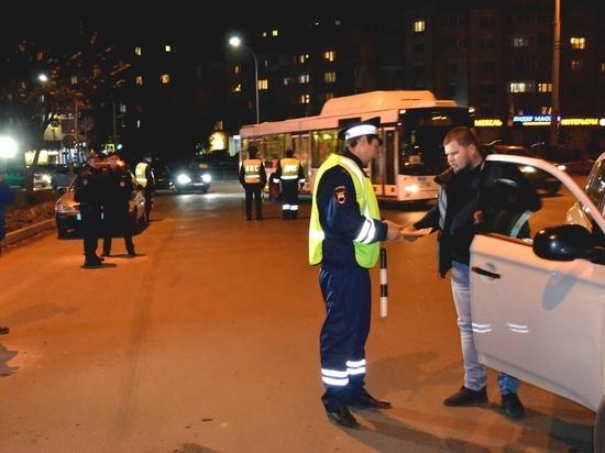 За выходные в Тамбовской области поймали почти 50 пьяных водителей
