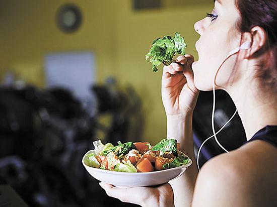 Российские ученые объявили о новом подходе к созданию рационов питания спортсменов