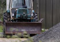 В Подмосковье трактор убил ковшом работницу птицефабрики