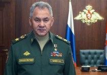 Шойгу заявил о постепенном восстановлении диалога России и США