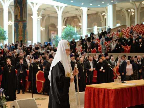 РПЦ отказалась подчиняться решениям Константинополя по Украине