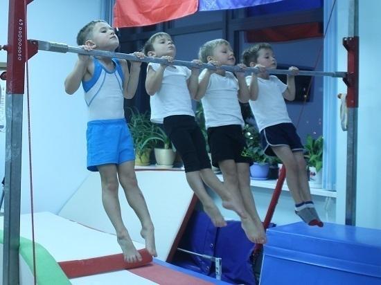 Как рождаются сахалинские гимнасты