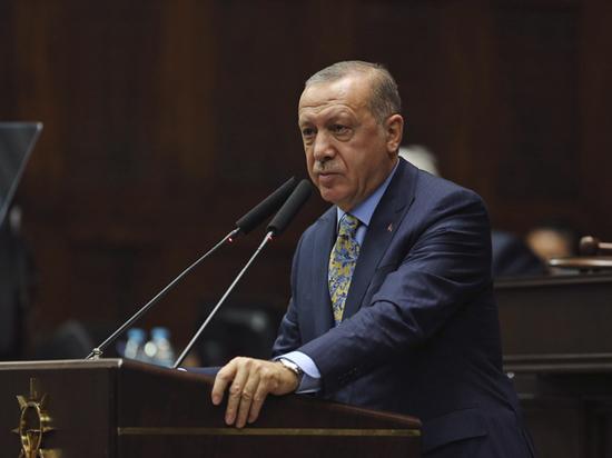 Эрдоган раскрыл детали убийства саудовского журналиста Хашогги