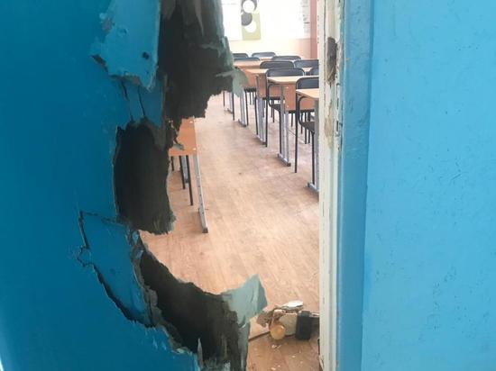 СМИ узнали мощность бомбы, взорвавшейся в керченском колледже