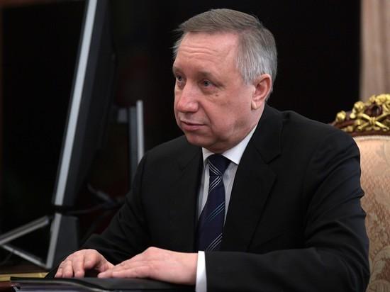 Новый глава Петербурга вспомнил про ядерную бомбу