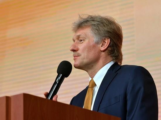 Песков обрисовал влияние российских санкций на украинский народ