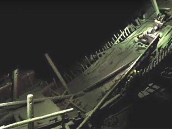 Древнейший корабль обнаружен в Чёрном море: на таком плавал Одиссей