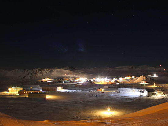 Поножовщина на российской антарктической станции: инженер ранил коллегу
