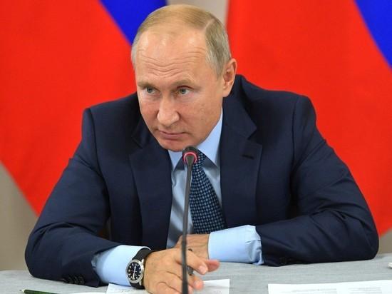 Путин рассказал, как в России будут обращаться с предпринимателями